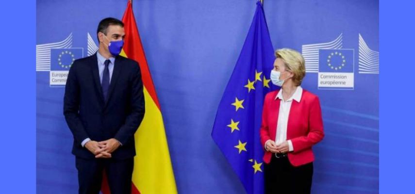 Испания получит 19 млрд евро из фондов восстановления ЕС в этом году