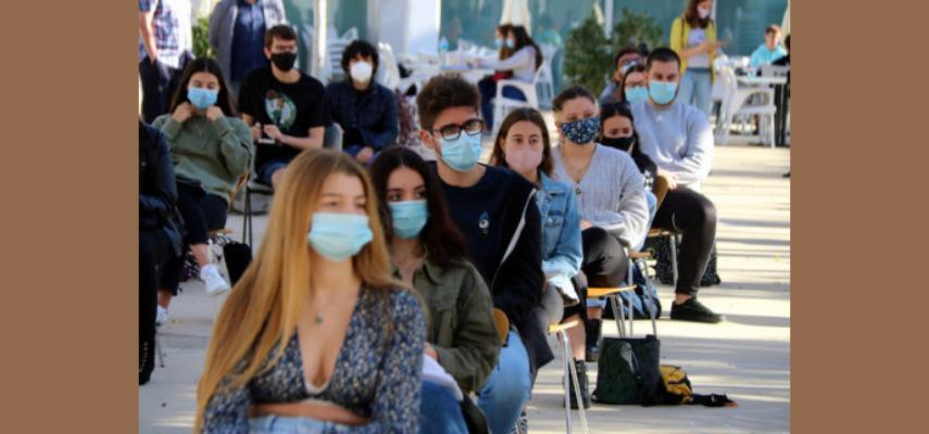 26 июня отменят мандат на использование масок на открытом воздухе