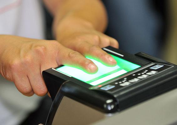 Данные о биометрии