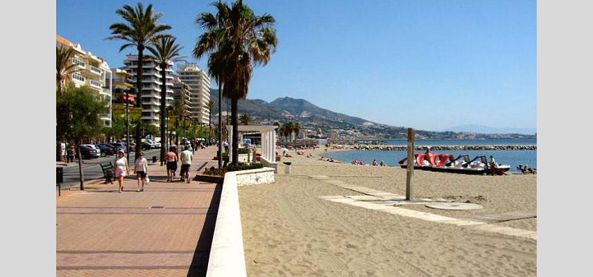 Фуэнхирола удостоен награды как самый инновационный пляжный город в Испании