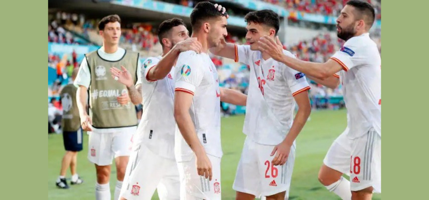 Испания вышла в плей-офф Евро-2020