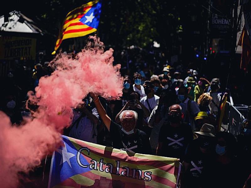 каталонско-испанского конфликта