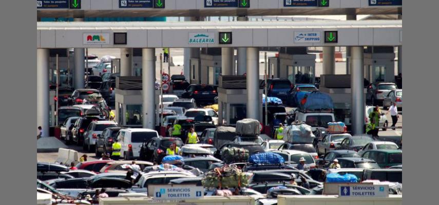 Марокканское правительство исключило испанские порты