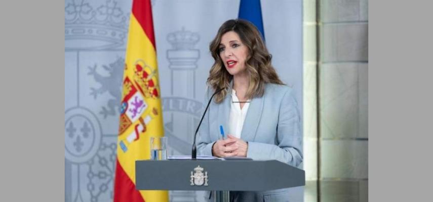 Министр труда Испании