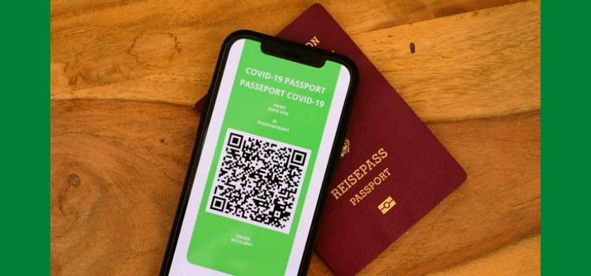 Парламент ЕС одобрил цифровой сертификат COVID