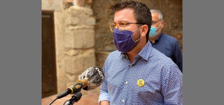 Президент Каталонии призвал к новому референдуму