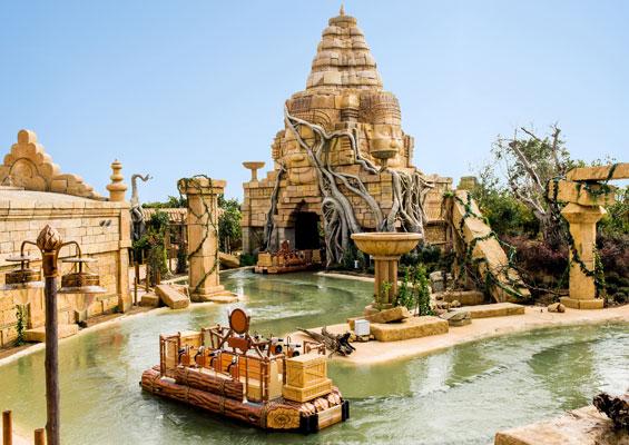 Ангкор в Порт Авентура