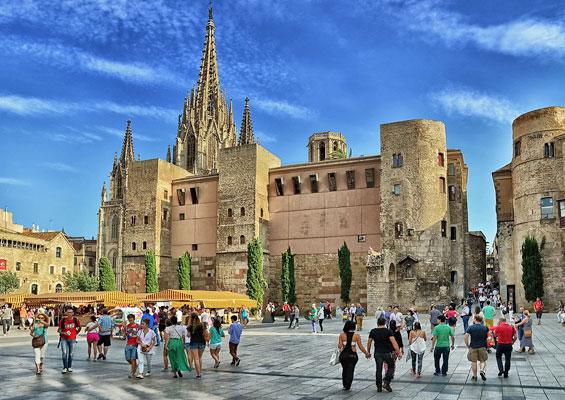 Экскурсия в Испании