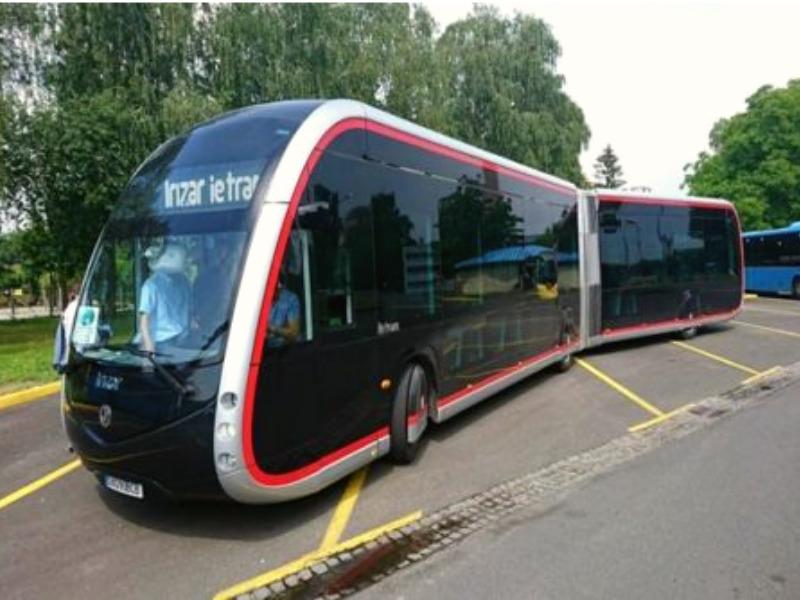 Электрические автобусы