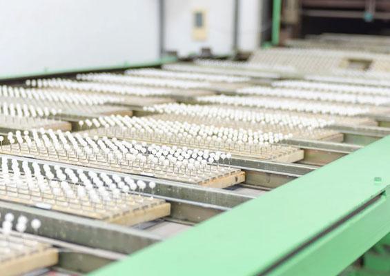 Фабрика по выращиванию искусственного жемчуга