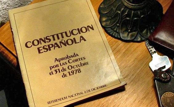 Конституция Испании