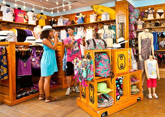 Магазин в Port Aventura