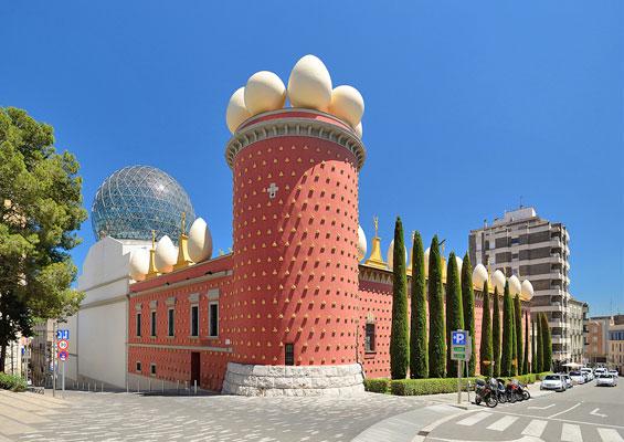 Музей Сальвадора Дали в Фидерас