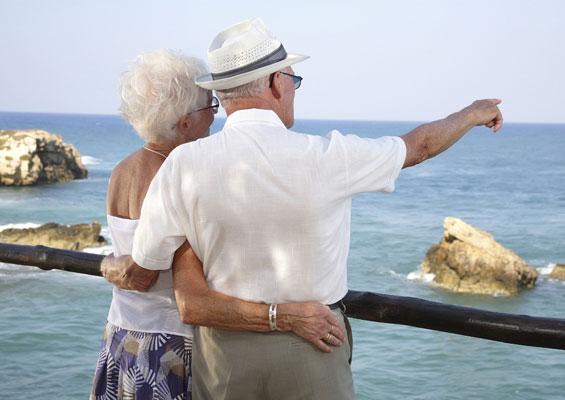 Отдых для пожилых людей в Испании