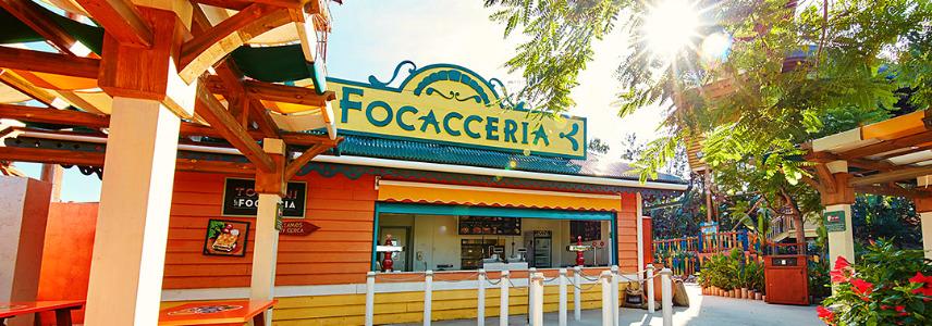 Ресторан Focacceria
