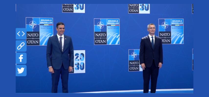 Саммит НАТО в 2022 году