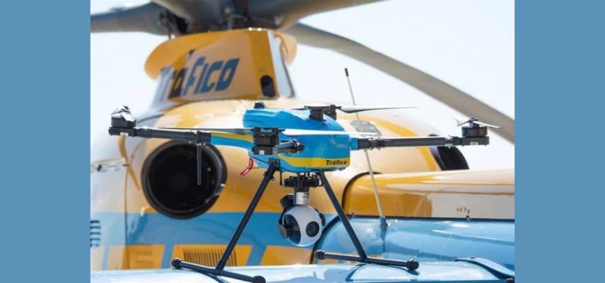 DGT этим летом установит 39 дронов для наблюдения за дорогами