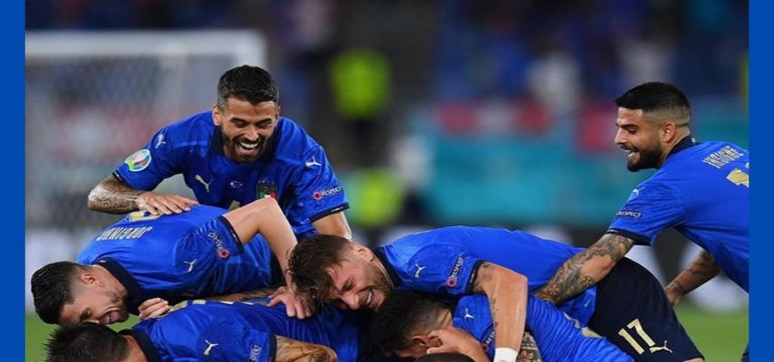 Италия обыграла Испанию по пенальти