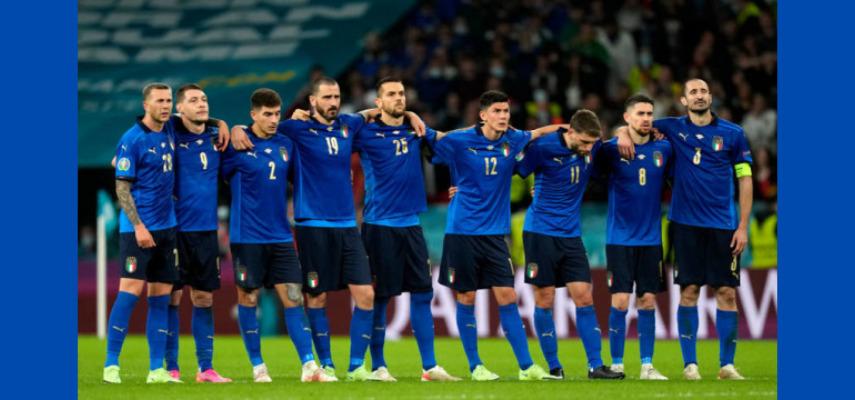 Матч Италия против Испании