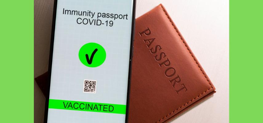 Паспорт Covid вступает в силу с 1 июля