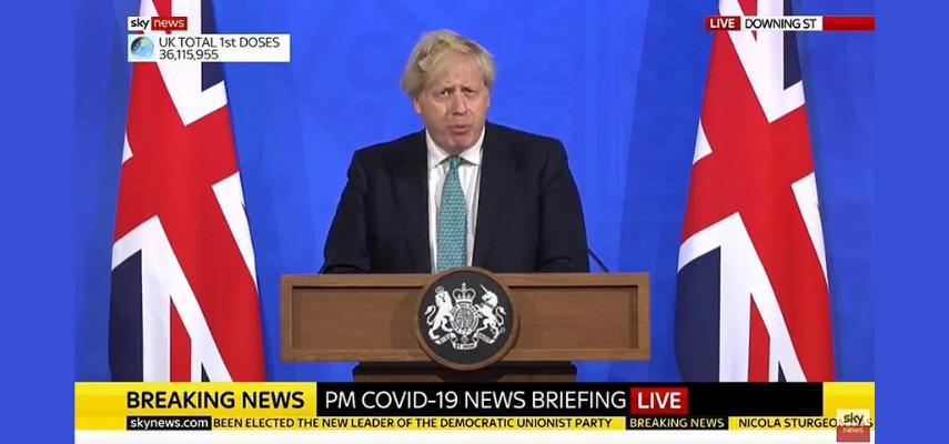 Великобритания обновила рекомендации для британцев