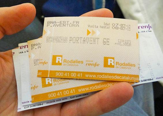 Билет в PortAventura Park
