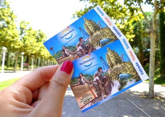 Билеты в PortAventura Park