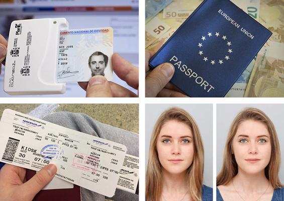 Документы для приглашения в Испанию