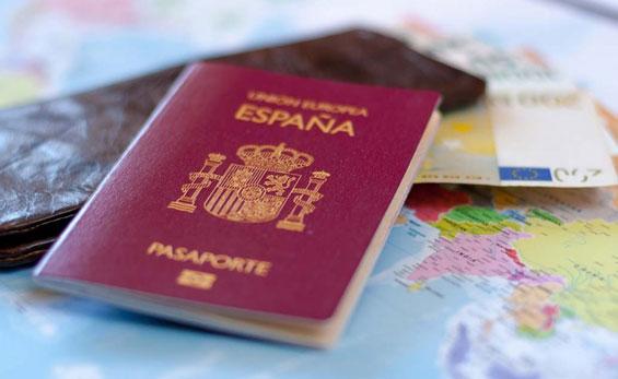 Разрешение на въезд в Испанию