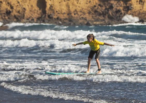 Серфинг на Тенерифе для новичков