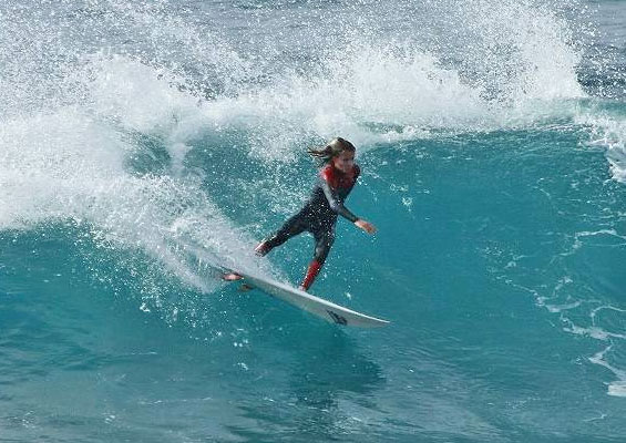 Серфинг в Эль-Сокорро
