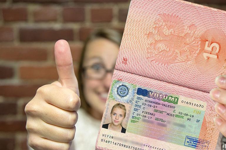 Шенгенская виза C