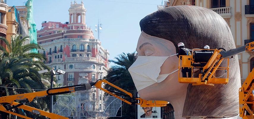 коронавирус Испания.