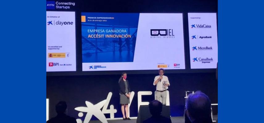 Cтартап-компания получила приз за инновации
