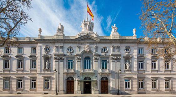Верховный суд Мадрида