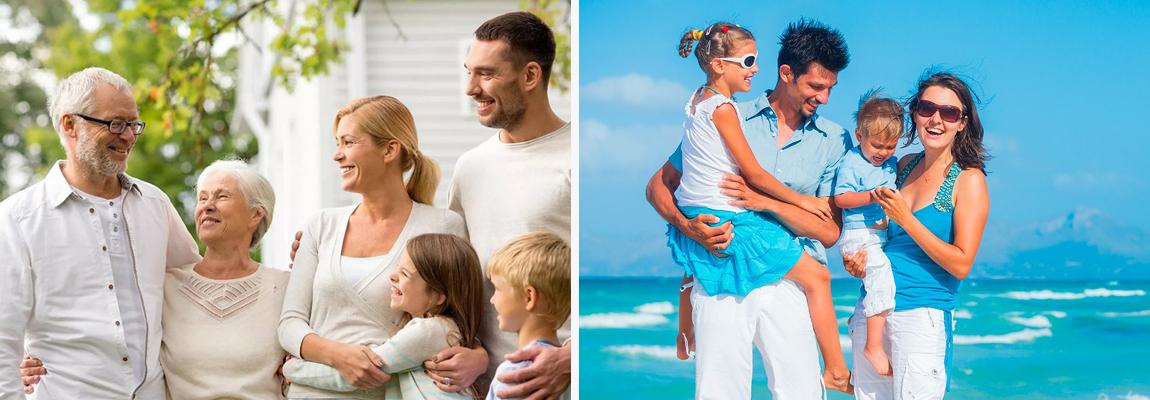 Виза для воссоединения семьи