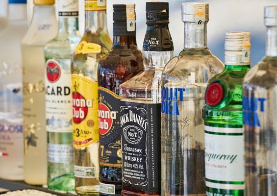 Ввоз алкоголя в Испанию