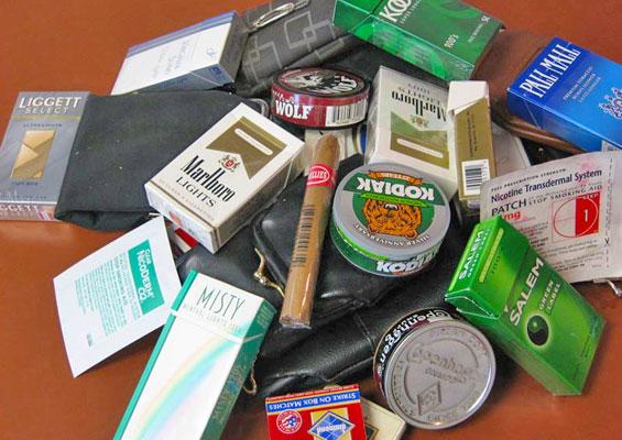 Ввоз табака в Испанию