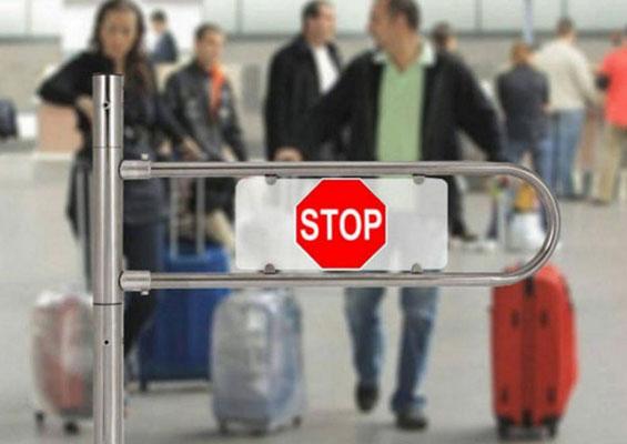 Запрет на въезд для россиян в Испанию