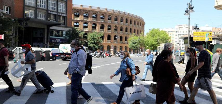 В Валенсийском сообществе сохраняется снижение показателей заражения Covid