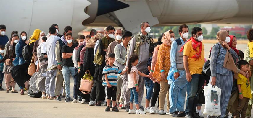Испании завершает операцию по эвакуации в Афганистане