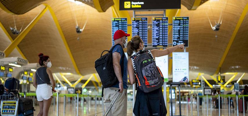 В июне в Испанию прибыло 2,2 миллиона туристов