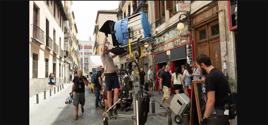 Киноиндустрия Испании возрождается
