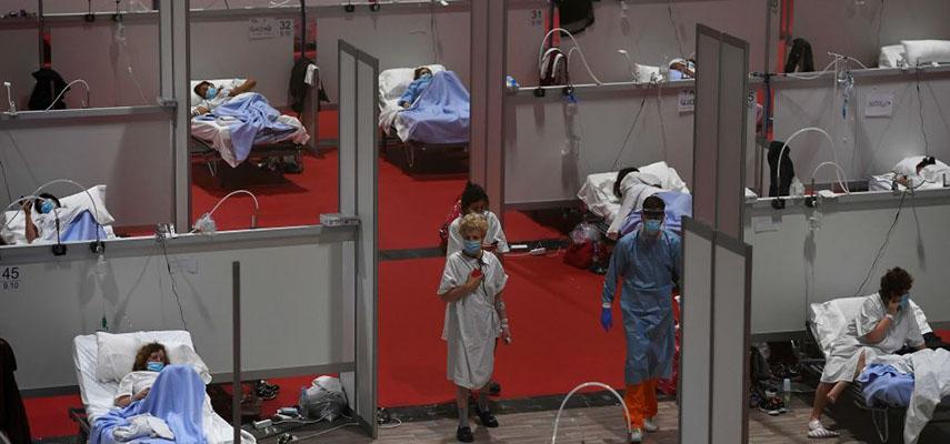 Вакцинация спасла Испанию от кровавой бойни