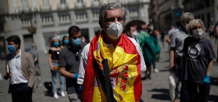 В Испании 12 445 случаев заболевания Covid
