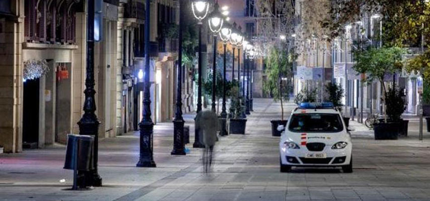 В Валенсийском сообществе продлят комендантский час