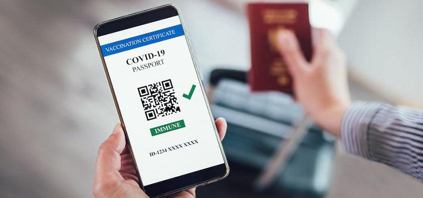 Паспорт Covid в Apple Wallet