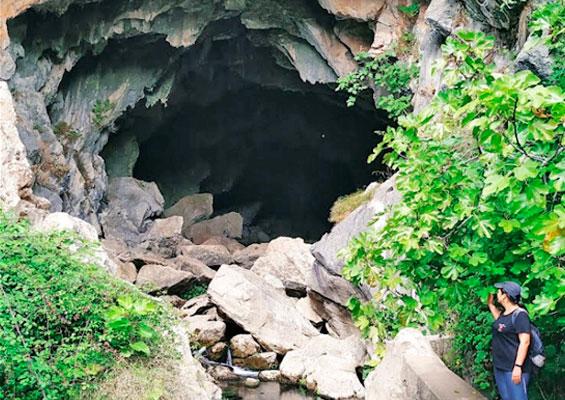 Пещеры Хундидеро-Гато
