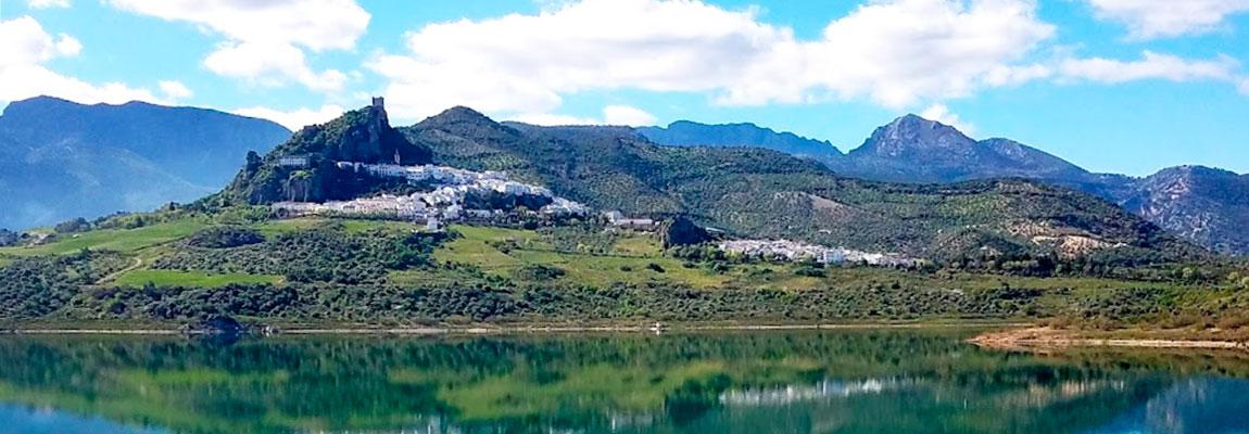 Природный парк Сьерра-де-Грасалема