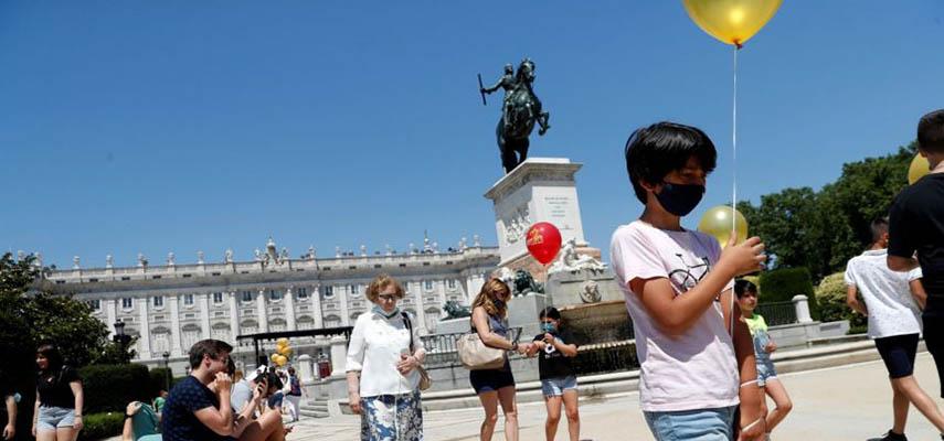 В Испании снижается заболеваемость COVID-19